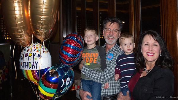 2019 - Jerry's 60th Birthday