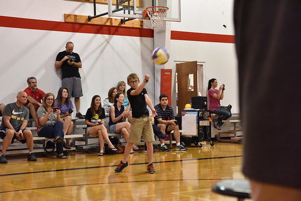 FWC ES Volleyball Game 09-23-2016