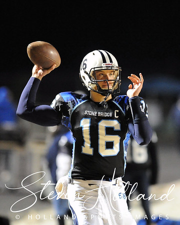 Football - Varsity: Stone Bridge vs South County 11.18.11 (by Steven Holland)
