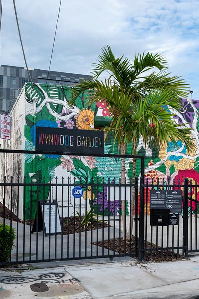 Wynwood Walls Miami FL