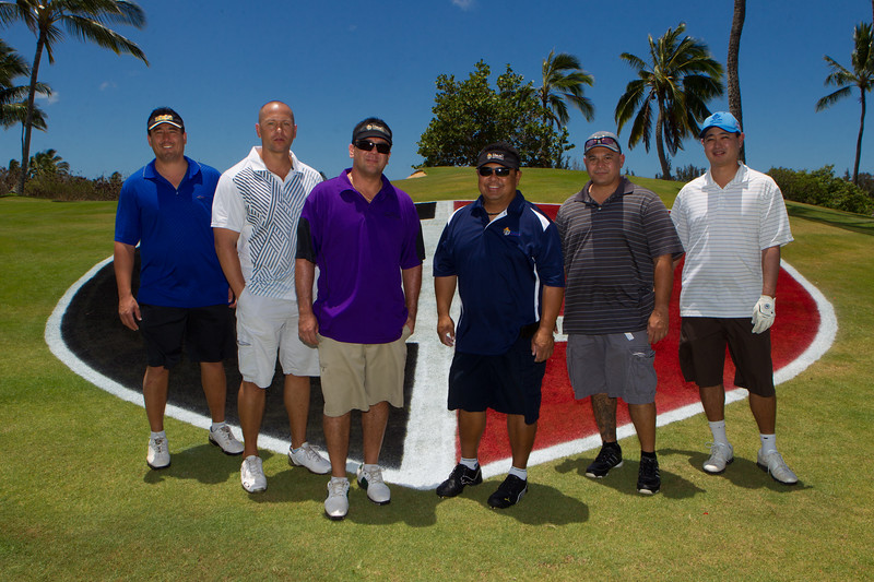 2015 Alumni Golf Tournament