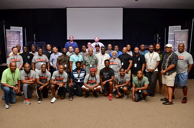 Men's Ministry Retreat - Jul 2018