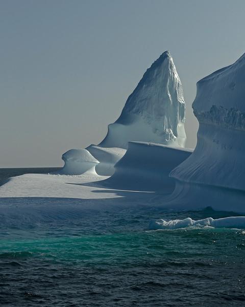 Iceberg in Baffin bay