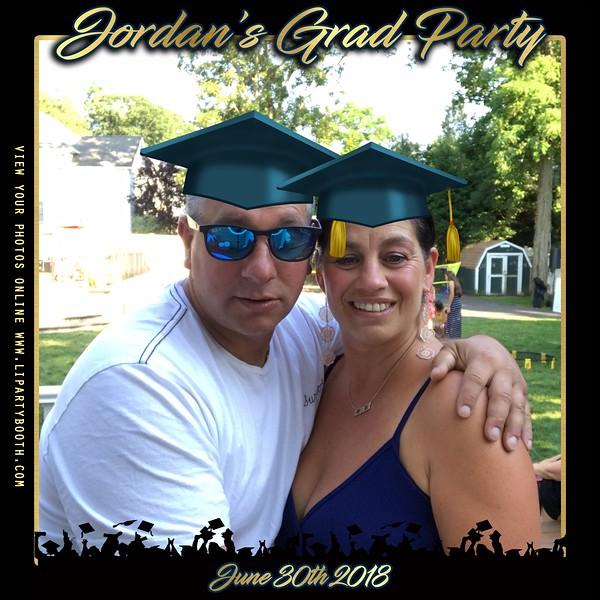Jordan's Grad Party