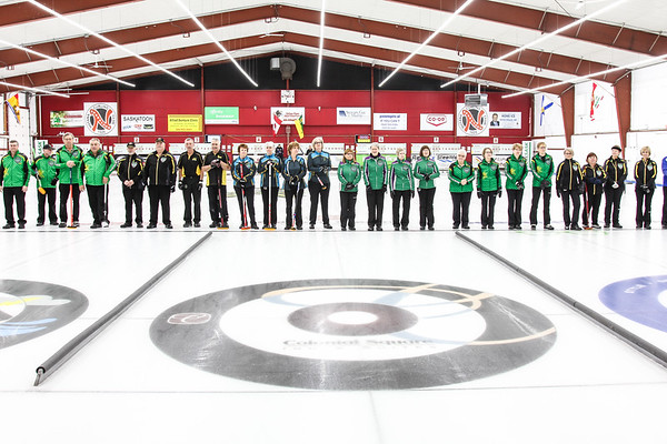 Masters Canadian Curling Championships 2019