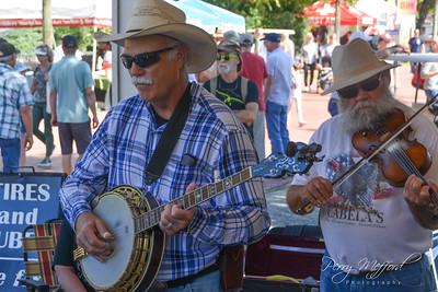 Bloomin' Bluegrass Festival 10-19-19