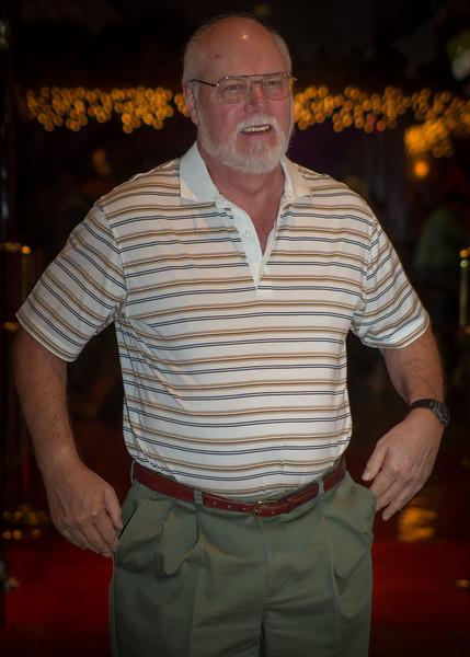 Don Huggins Retirement Party