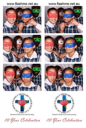 Holy Family Emerton 10 Year Celebration - 18 September 2014