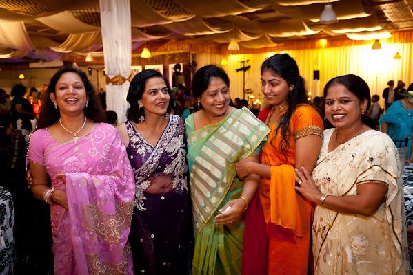 Family & Friends  Photos - Wedding Reception