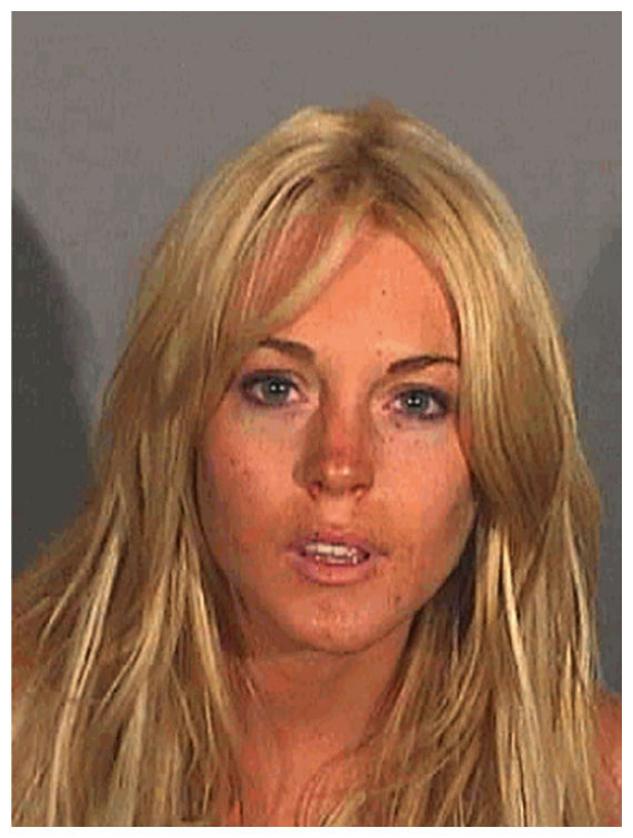 . Lindsay Lohan