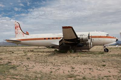 N6816D Douglas DC4
