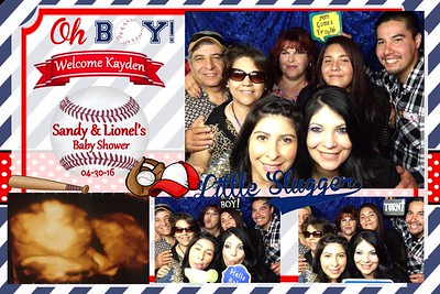 Sandy & Lionel's Baby Shower