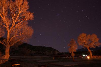 Salida stars