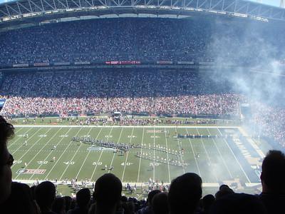 Seahawks Game September 9 2007