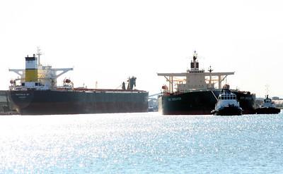Newcastle Port 2006