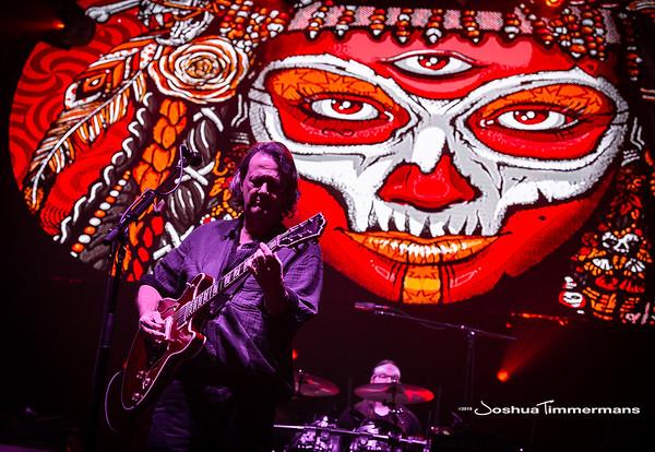 Widespread Panic - 11/01/19 - UNO - New Orleans, LA