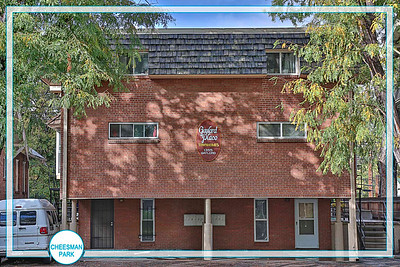 1355 Gaylord Street Denver CO 80206 Cheesman Park