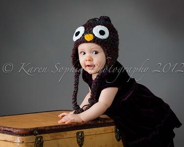 Eleora 9 month
