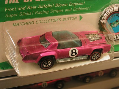 Pink Caddy pics