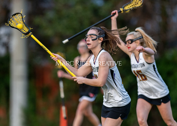 Broughton girls varsity lacrosse vs Middle Creek. February 28, 2020. D4S_0710