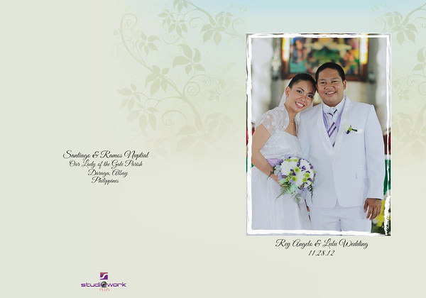Rey Angelo ♥ Lulu |  Wedding Storybook