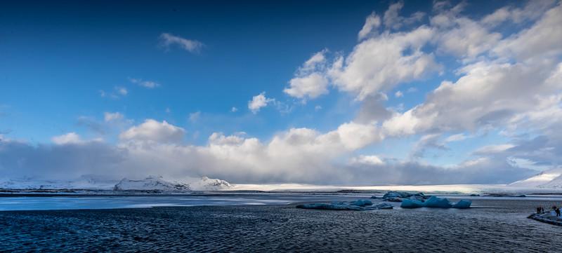 Iceland Glacial Lagoon