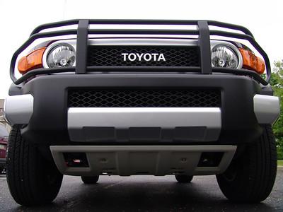My 2007 Toyota FJ Bruiser