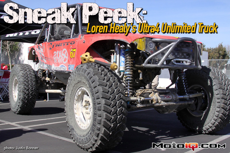 loren healy king of the hammers nitto tires atx wheels