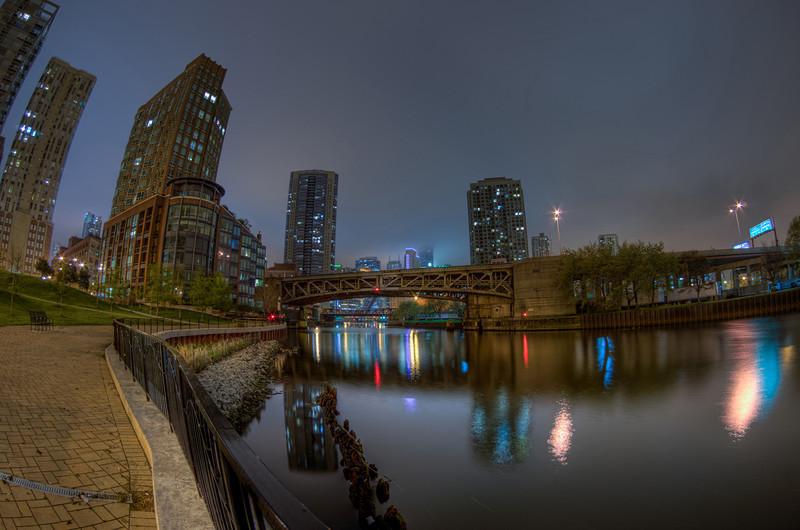"""Erie Park"" Chicago, Illinois"