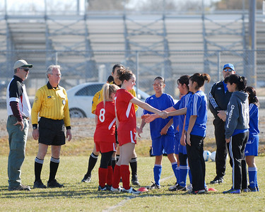 Feb 22, 2011 YHS Girls Soccer- Orland