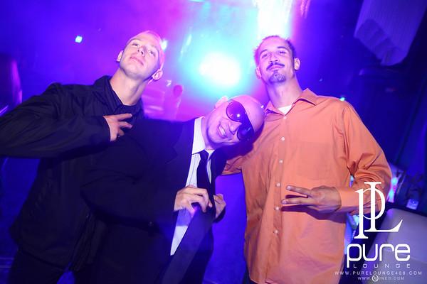 8/7 [DJ Lange@Pure Lounge]