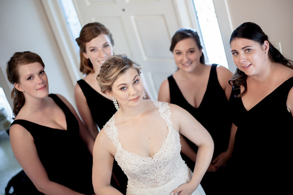 McGinley  Wedding Prep