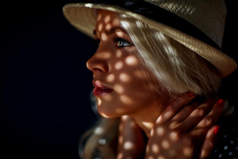 Irina Model Photoshoot