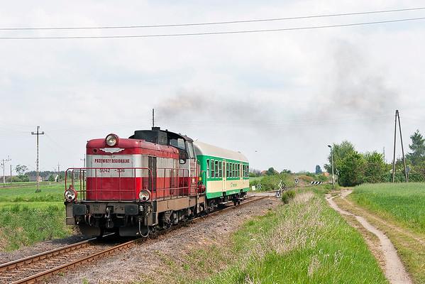 12th May 2011: Poland Day 3-Wojnowice, Zbaszyn and Rzepin