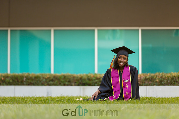 Gabreelynn Graduation Photos