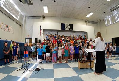 2016-06-15 - Parmenter 3rd & 4th Grade Chorus