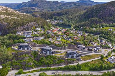 Loddefjord, Vestkanten, Vadmyra
