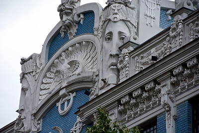 Baltic Capitals, Ukraine, and Russia 2017