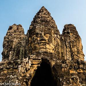Angkor Thom and Angkor Wat