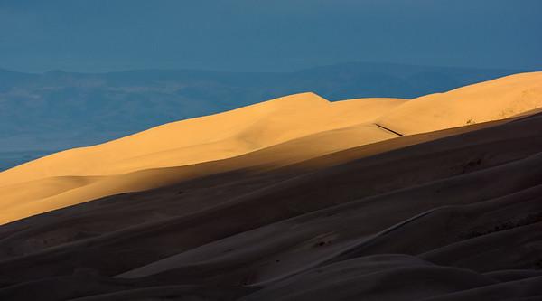 Great Sand Dunes National Park, September 2016