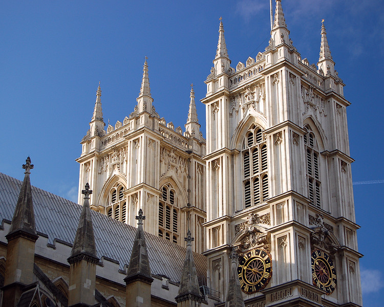 Spires for Heaven: Westminster Abbey