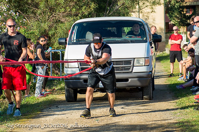 Strongman Competition Oct 2016