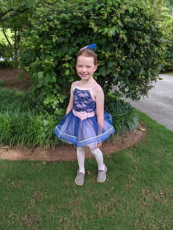 Dance Recital May 2021