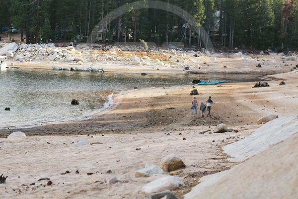 Lake Edison Camping trip