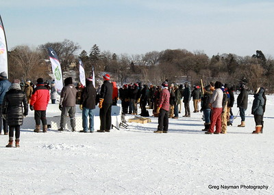 2019 Pond Hockey by Greg Nayman