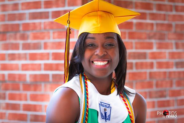 Graduation Cicily