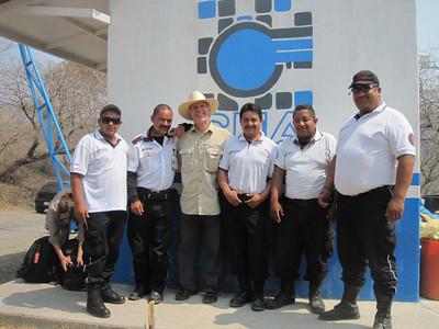 RBG Staff Trip to Mexico