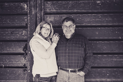 Steve and Sheila