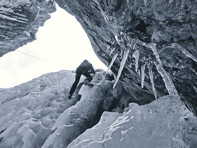 Ouray Ice Park, February 18-21, 2018