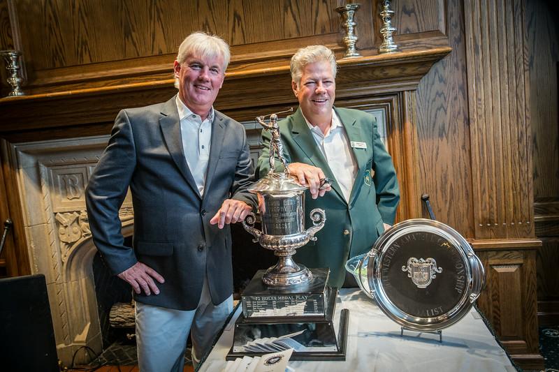 2014 Western Open Thursday Medalist WGA/Charles Cherney